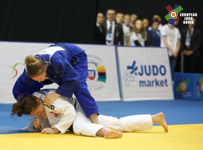 European Judo Open Women Warsaw 2018 - matyagglorex pl